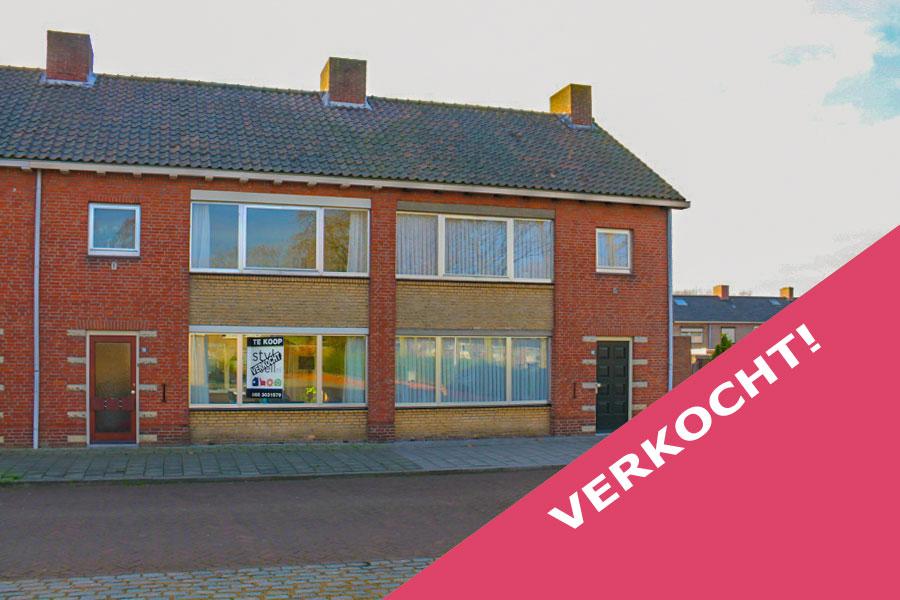 Jasmijnlaan 50 te Oudenbosch (Verkocht!)